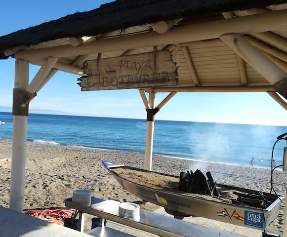 Zentral Ruhige Ferienwohnung Fuengirola Strandnähe