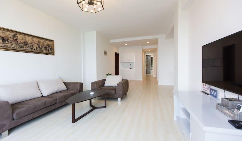 千岛湖伯爵公寓 三室湖景家庭套房 .805