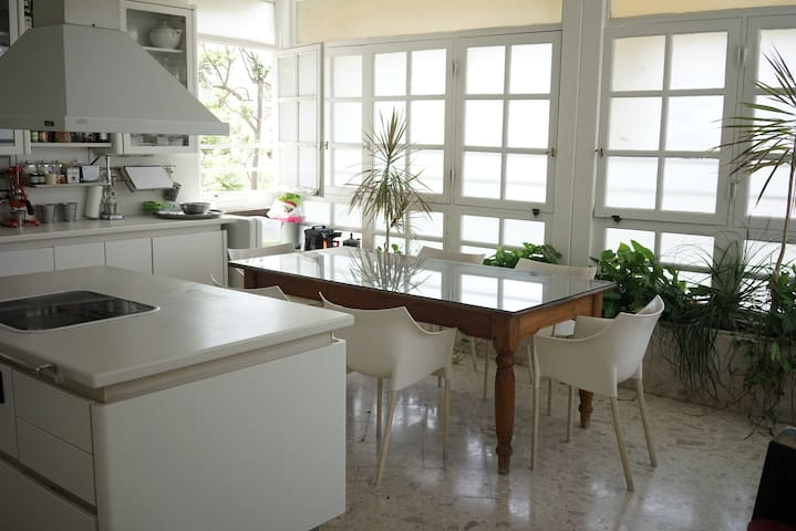 Huge penthouse in the center with  panoramic view - Tel Aviv-Yafo - Appartement
