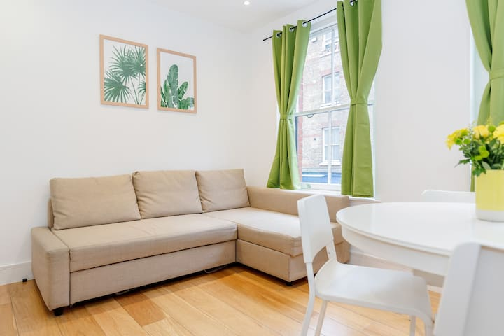 (WS01) Great Two Bedroom Oxford St.