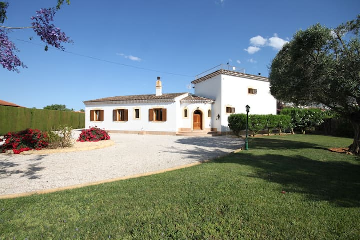 A relaxing country house near Denia - Alicante