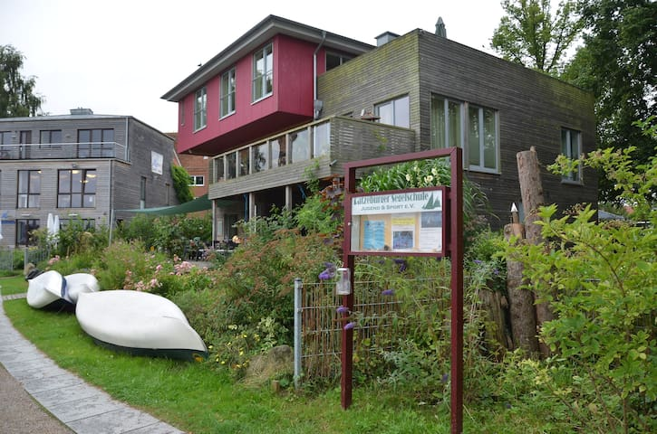 Ferienwohnung am Ratzeburger See - Ratzeburg - Lägenhet