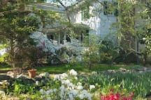 House in the Spring