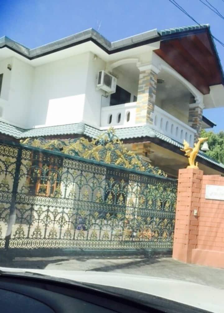 House on monday. Mae Rim Chiang Mai