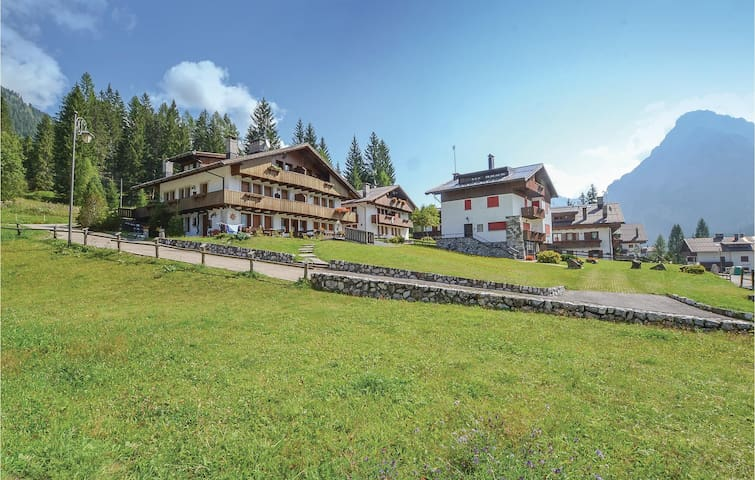 Holiday apartment with 2 bedrooms on 50m² in Sappada (UD)
