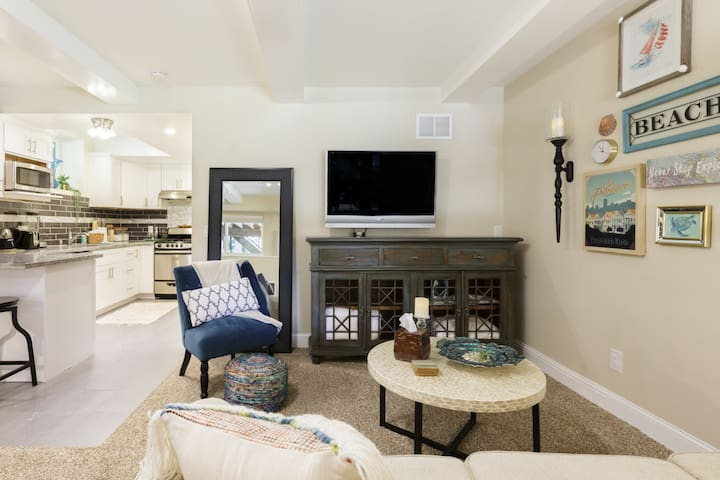 Gem In Pacifica•Suite•Full Kitch•KingBed•Free Park