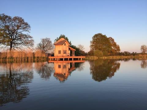 Millet Pond hytte