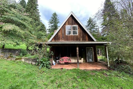 Wake up in Forest Park  - forest cottage