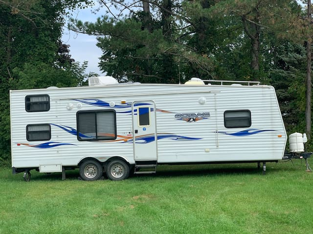 Camper rental (our property or your location)