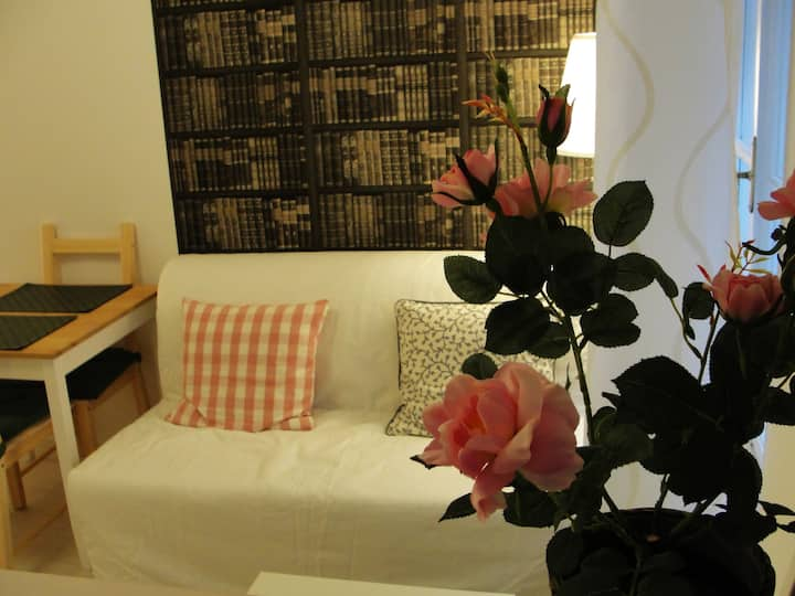 """Studio Apartment - """"Green Door"""" heart of Zagreb"""