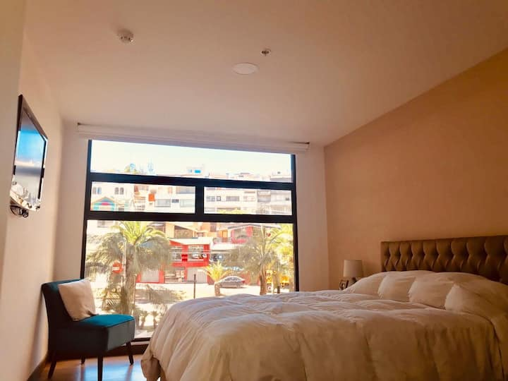 Comfortable 2 bedroom apartment in Quito