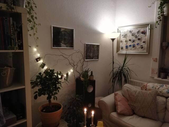 Traumhafte zwei Zimmer in Altbauwohnung
