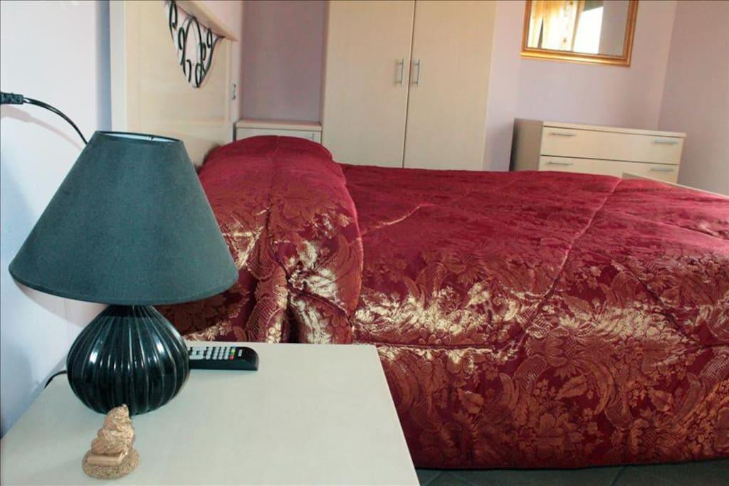 camera da letto matrimoniale - double bedroom