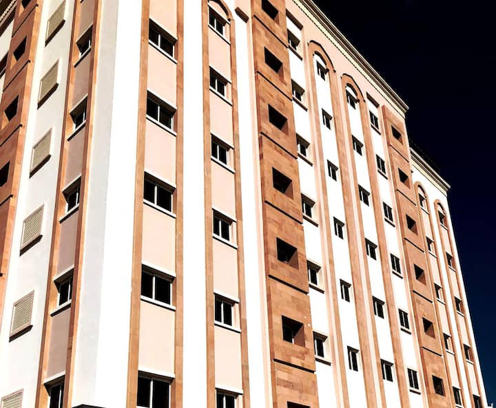 Muscat Multi-unit in new building