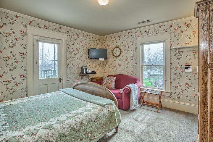 Abigail's Bed and Breakfast Inn - Abigail Alcott