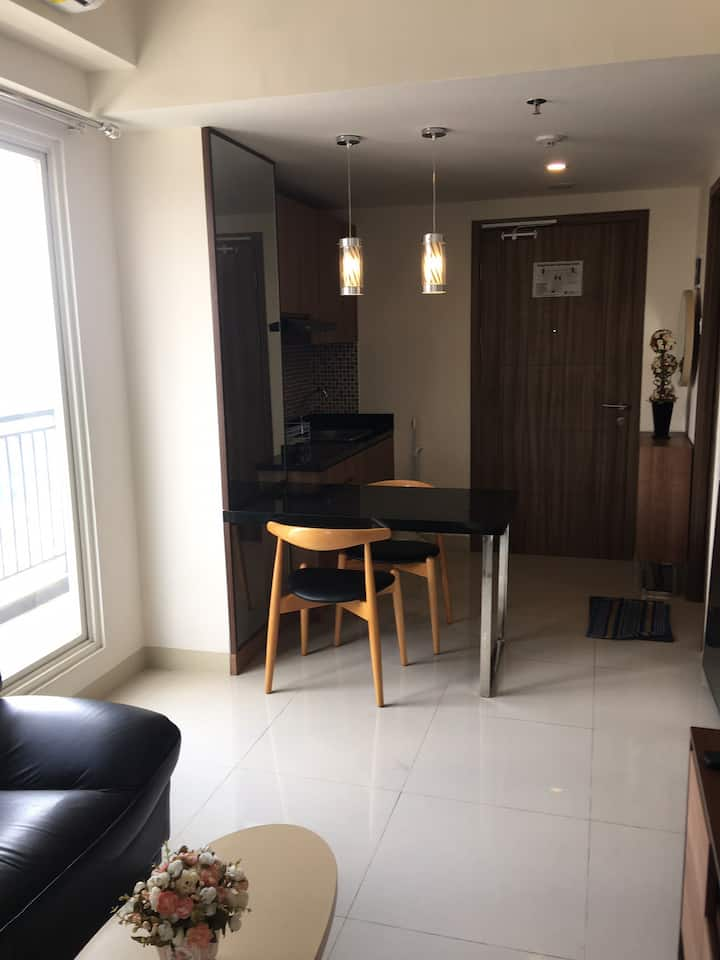 Cozy 2br apartment in luxury Galeri  Ciumbuluit 3