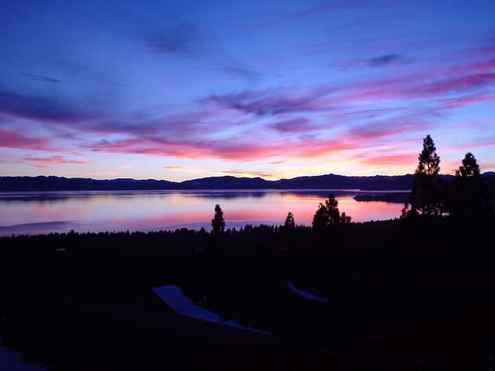 Lake Tahoe Panoramic Views Views Views