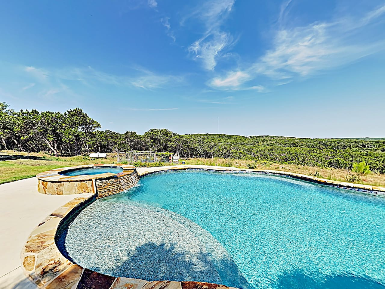 Welcome to Austin! This Hill Country hideaway is professionally managed by TurnKey Vacation Rentals.