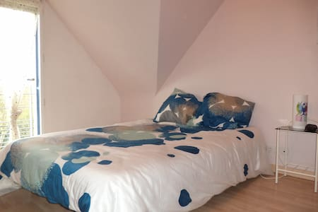 Chambre Lagon Lambé - Brest - Bed & Breakfast