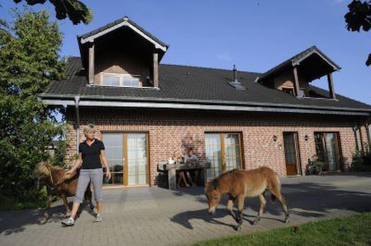 Ferienhof Schattmann - Sonsbeck - Apartment