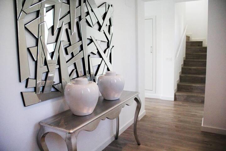 Modern 4 bedroom duplex penthouse - Benahavís - Haus