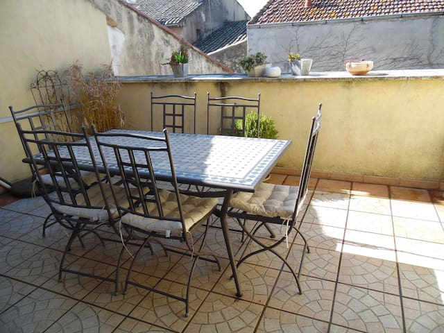 Au pied des Alpilles près Avignon - Saint-Andiol - Rumah