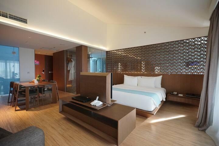 Stunning club suite in Bali - Kuta - Appartement