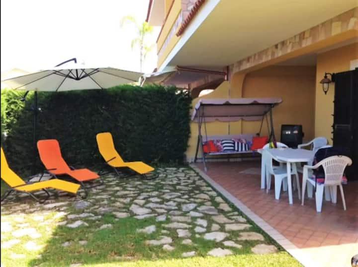 ☀️ Appartamento Privato in Villa con Giardino ☀️