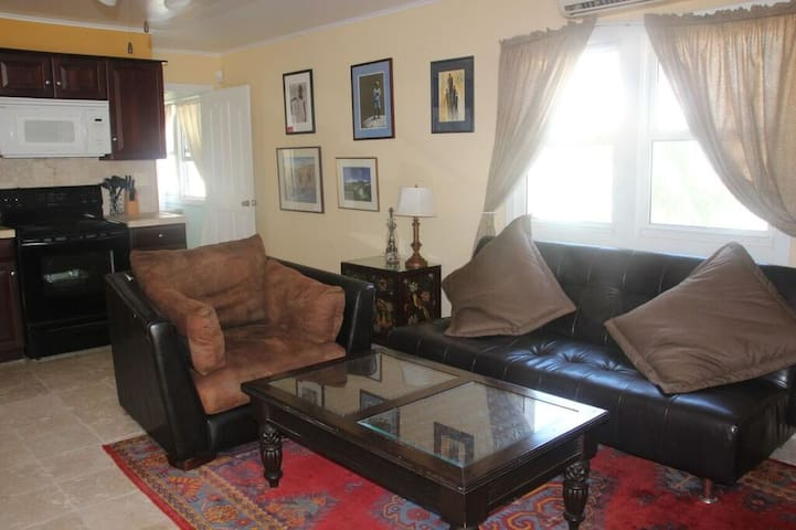 Artists Dream- 2nd Floor 1 bedroom apt. at CMCarts - Frederiksted - Byt