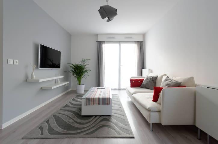 F3 Proche IUT Carré Sénart - Lieusaint - Appartement