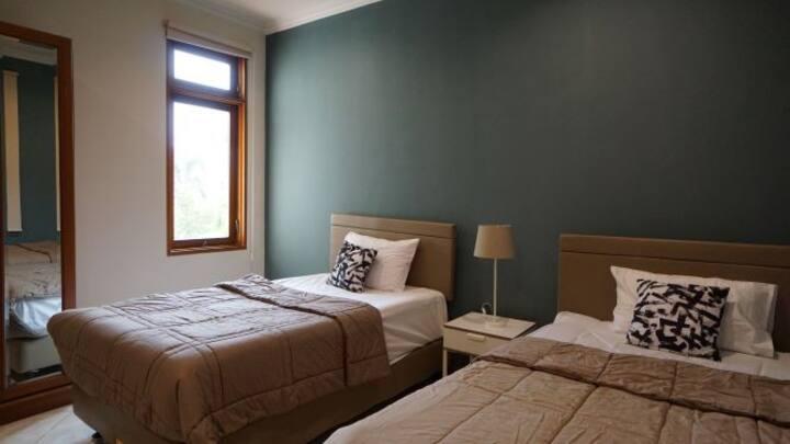Spacious Room for Rent at Permata Hijau
