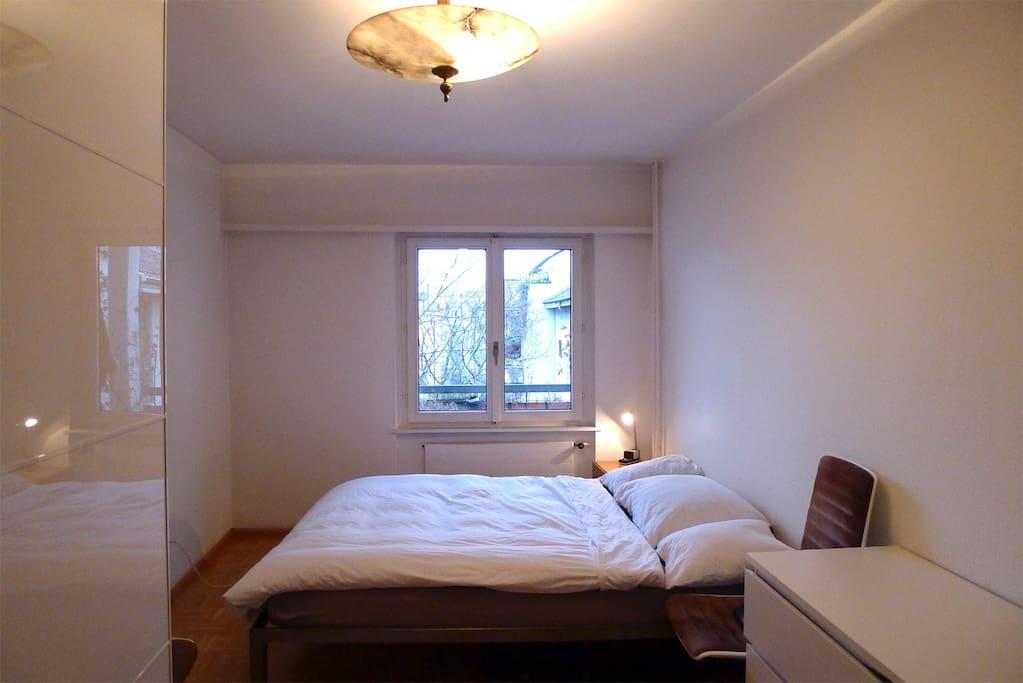 Master bedroom 1, 4th floor
