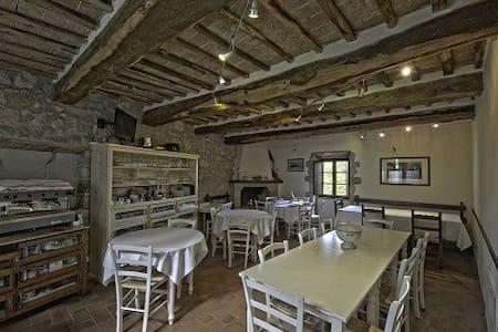 Casa padronale del Campasorbi - Piloni - Дом