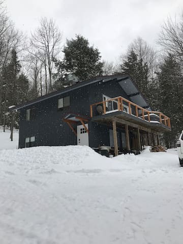 Mountain View Chalet close to Stratton and Mt Snow