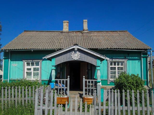 Гостевой дом Соловки
