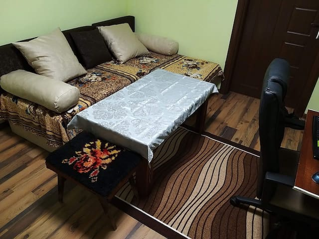 Guest room 150km from Greece and 200 from Blacksea