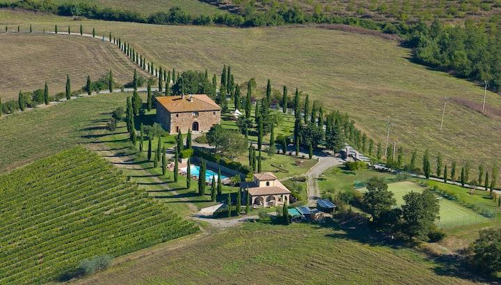 Villa La Casaccina