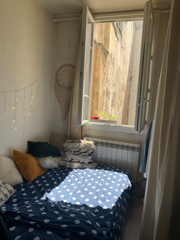 Joli studio au ❤️ du Marais