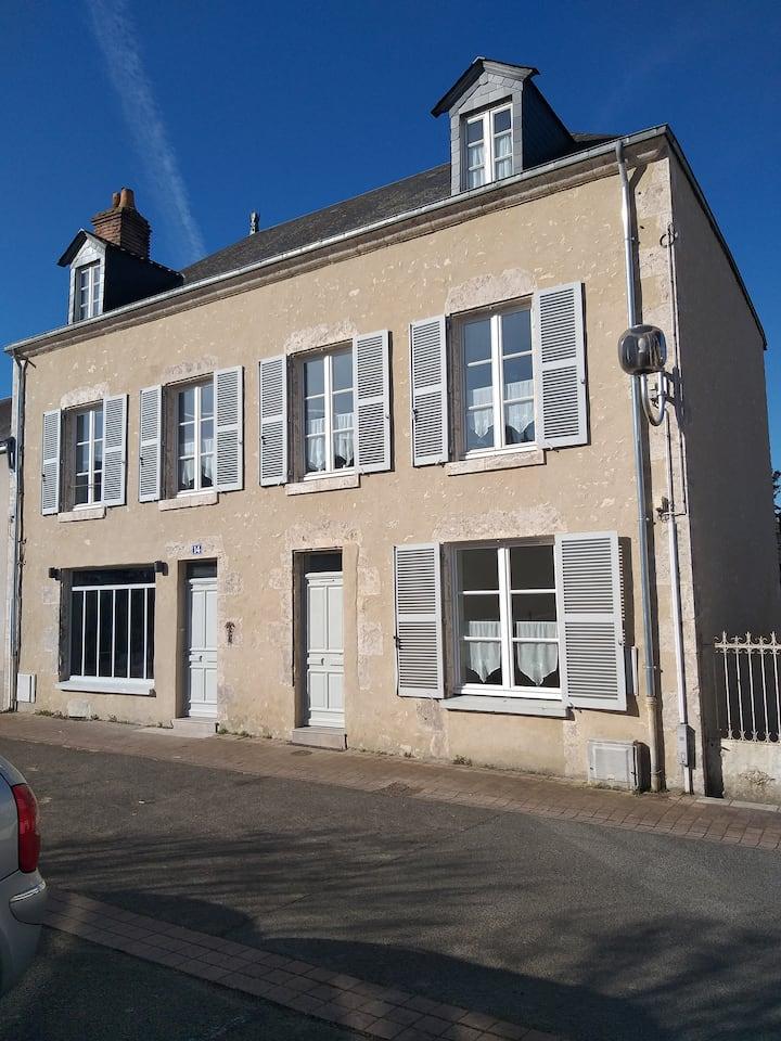 Appartement à deux pas du château de Chambord