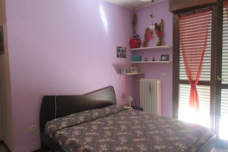 Ampia e luminosa camera a Rimini Fiera - 里米尼 - 公寓