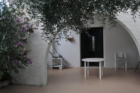 Casa residenza d'artista - Castellammare del Golfo - Nature lodge