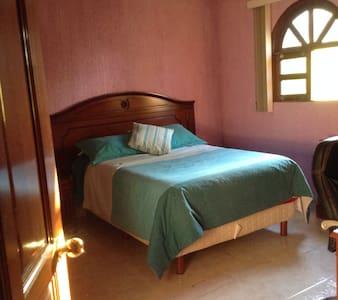 Hermosa Habitación Individual en Lago de Guadalupe - Cuautitlán Izcalli - Dům