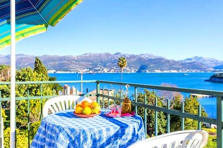Attick One Bedroom Apartment & terrace & sea views - Dubrovnik
