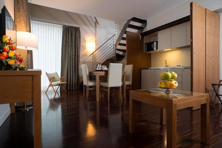 Suite near the Sea