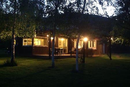 Caddy's Cabin - Kergunyah - Chatka