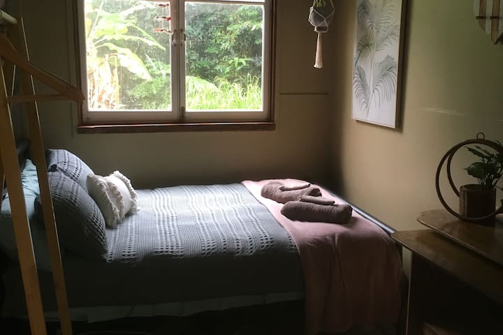 Peaceful Fern Room