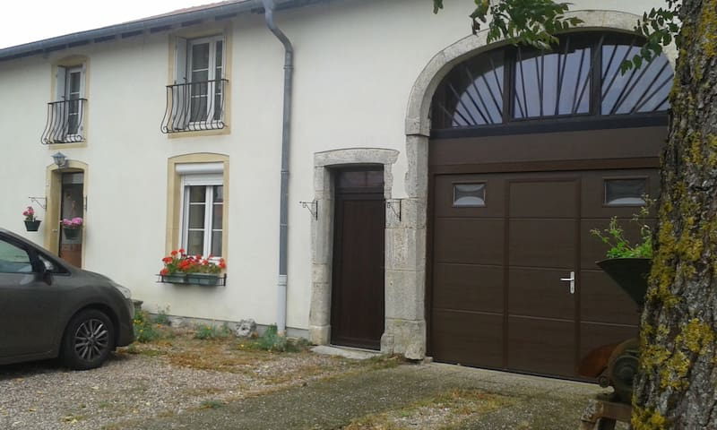 L'OASIS, Bazoncourt, proche de Metz