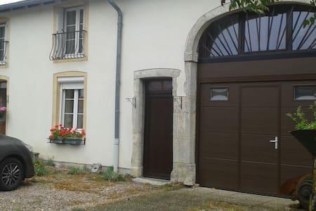 Bazoncourt, proche de Metz