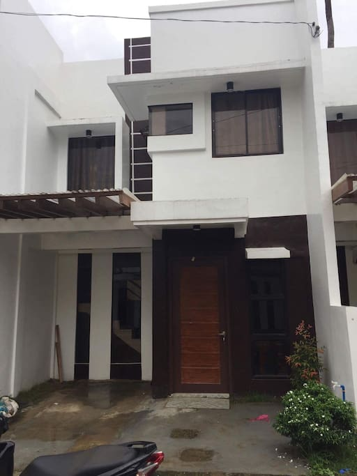 2 Storey Townhouse with Two Bedroom