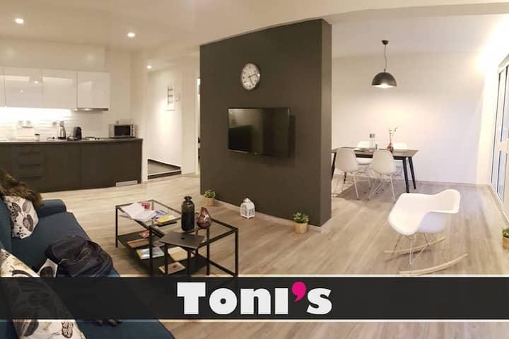 Toni's - 2BD Modern home next Syntagma and Plaka